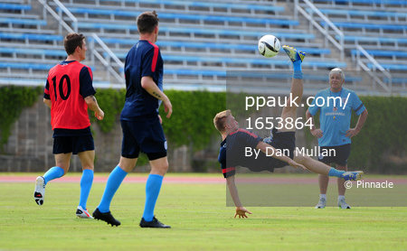 England C Training 040613