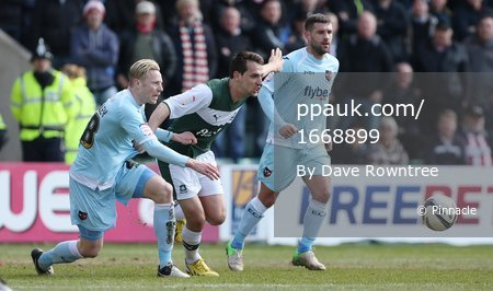Plymouth v Exeter 300313