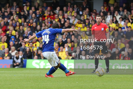 Watford V Leicester City 120513