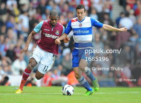West Ham v Reading 190513