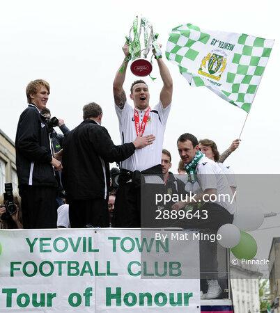 Yeovil Town Parade 210513
