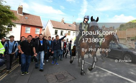 Exeter v Plymouth 051013
