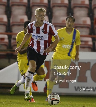 Exeter City v Torquay United 300913
