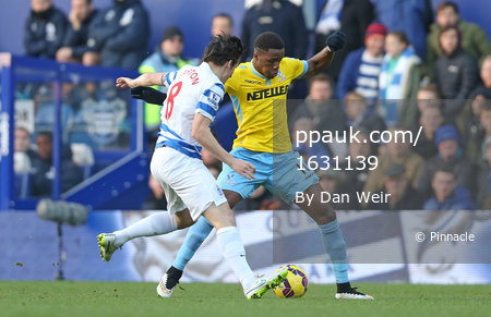 Queens Park Rangers v Crystal Palace 281214