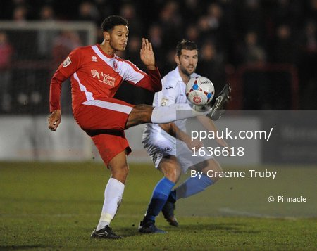 Welling United v Torquay United 281214
