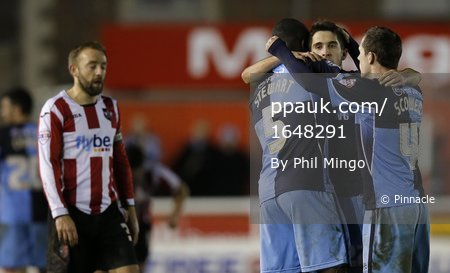 Exeter City v Wycombe 2510214