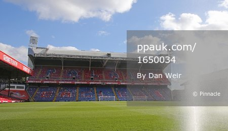 Crystal Palace v Manchester United 220214