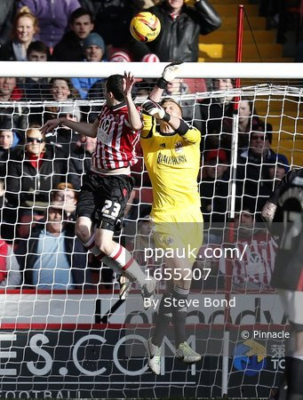 Sheffield Utd v Bristol City 220214