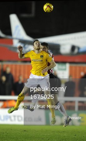 Exeter City v Oxford 280114