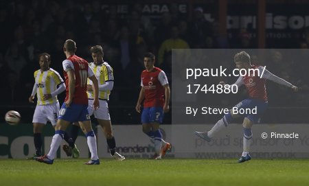 York City v Torquay  260314