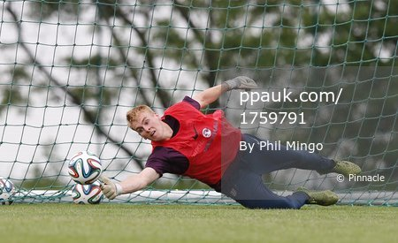England C training 270514