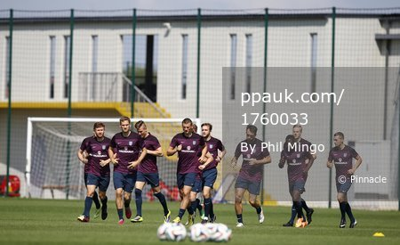 England C training 260514