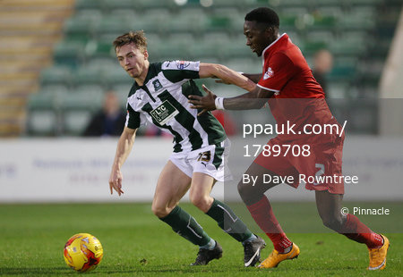 Plymouth v York 291114