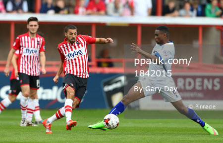 Exeter City v Bury 270914