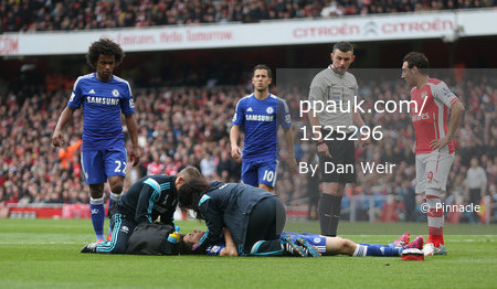 Arsenal v Chelsea 260415