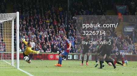 Crystal Palace v Hull City 250415