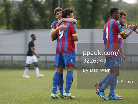 Crystal Palace U21v Charlton Athletic U21 240415