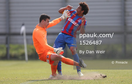 Crystal Palace U21v Charlton Athletic U21 240415
