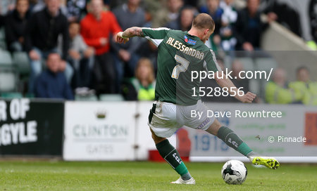 Plymouth Argyle v Tranmere Rovers 250415