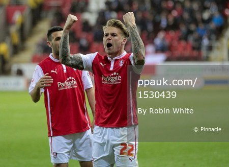 Rotherham v Reading 280415