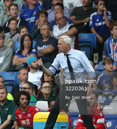 Chelsea v Crystal Palace 290815