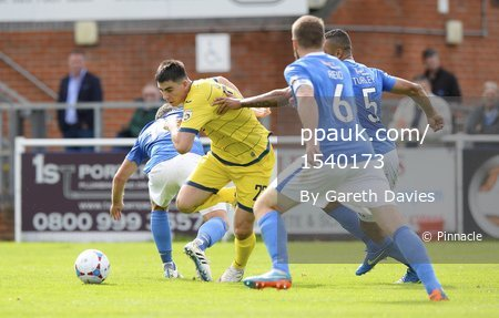 Eastleigh v Torquay United 310815