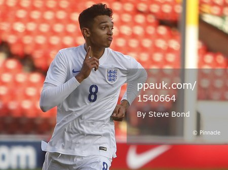 England U17 v Turkey U17 280815