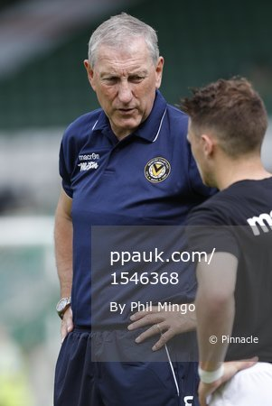 Plymouth Argyle v Newport County 290815