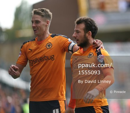 Wolves v  Charlton 29/8/15