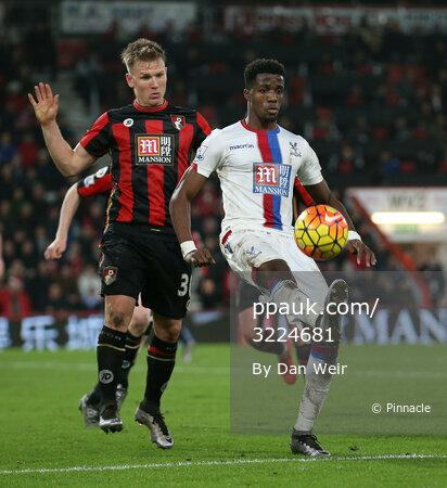 AFC Bournemouth v Crystal Palace 261215