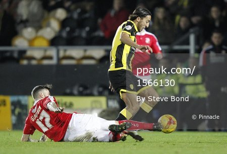 Burton  v Swindon  281215