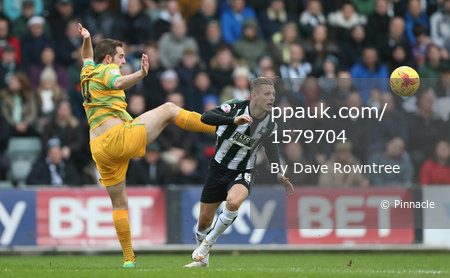 Plymouth Argyle v Yeovil Town 261215