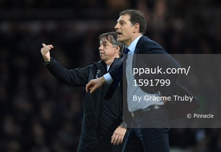 West Ham v Southampton 281215