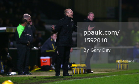 Yeovil Town v Oxford United 281215
