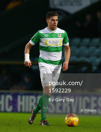 Yeovil Town v Oxford United 281215