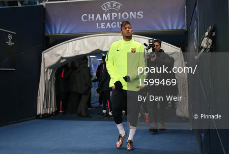 Barcelona Training 230215