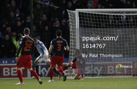 Huddersfield Town v Reading 240215