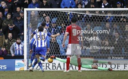 Sheffield Wednesday v Middlesbrough 280215