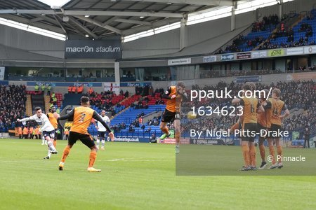 Bolton Wanderers v Wolverhampton Wanderers 310115