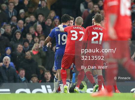Chelsea v Liverpool 270115
