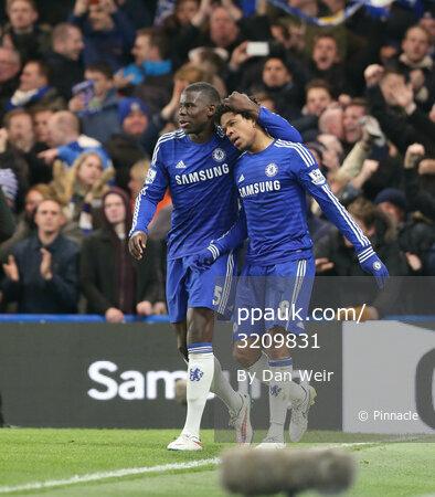 Chelsea v Manchester City 310115