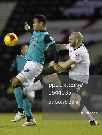 Derby v Blackburn 270115