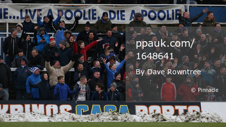 Hartlepool v Plymouth 310115