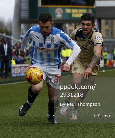 Huddersfield v Leeds  310115