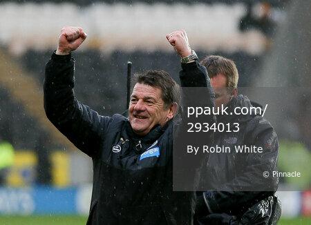 Hull City v Newcastle United 310115