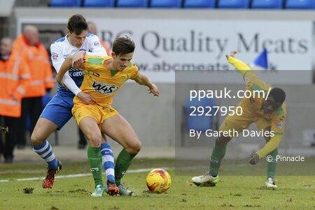 Peterborough United v Yeovil Town 310115