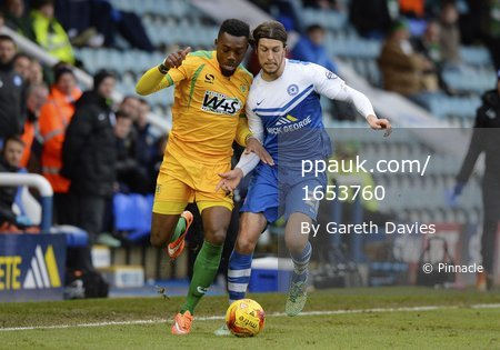 Peterborough United v Yeovil Town 310115