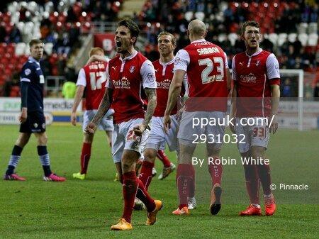 Rotherham United v Bolton Wanderers 270115