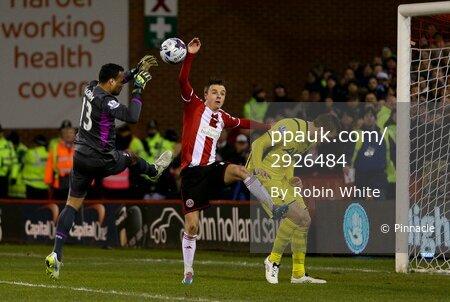 Sheffield United v Tottenham Hotspur 280115