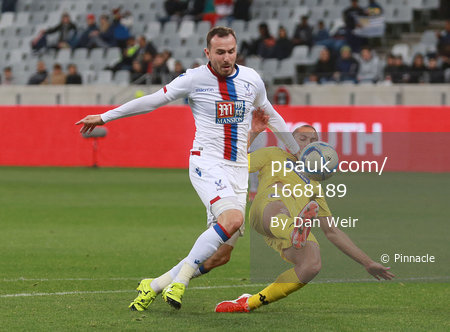 Crystal Palace v Supersport United FC 240715